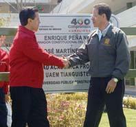 Detrás de los 400 compromisos, calidad de vida para los mexiquenses: Peña Nieto