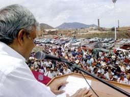 anunció López Obrador