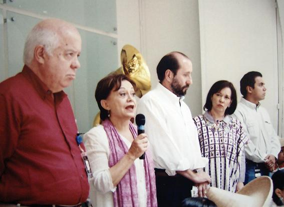 Photo of Homenaje a Doña María Esther
