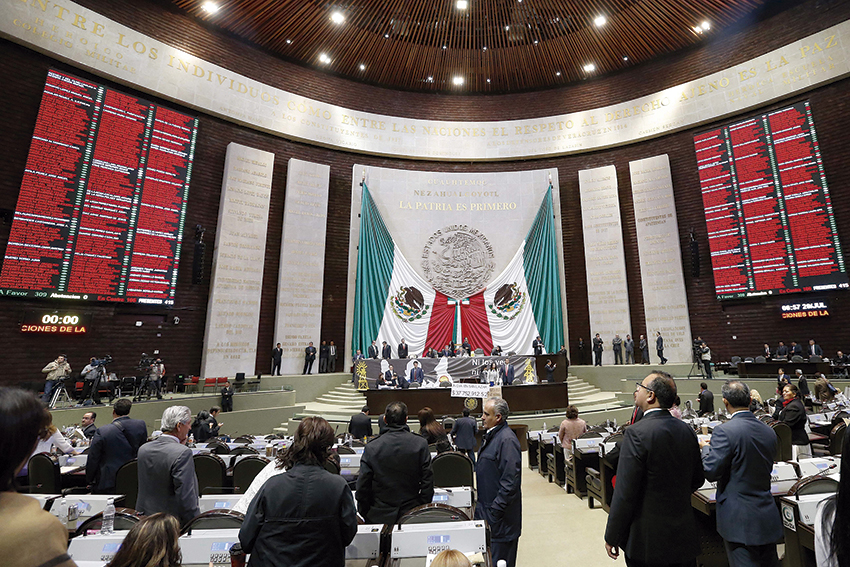 Photo of Pasa el Congreso la Reforma Energética: se inicia en México una Revolución Económica