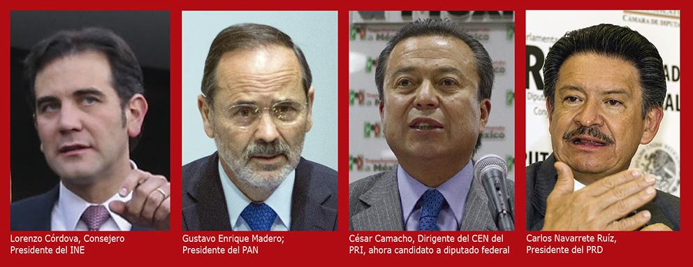 Photo of El 7 de junio indicarán el rumbo los ciudadanos en las urnas