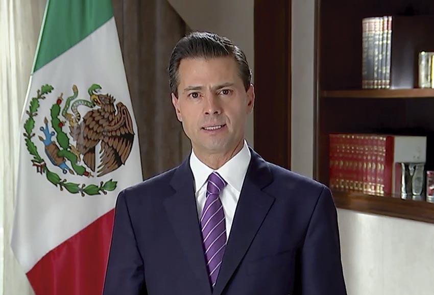 Photo of Mensaje del Presidente Enrique Peña Nieto con motivo de las Elecciones de 2015