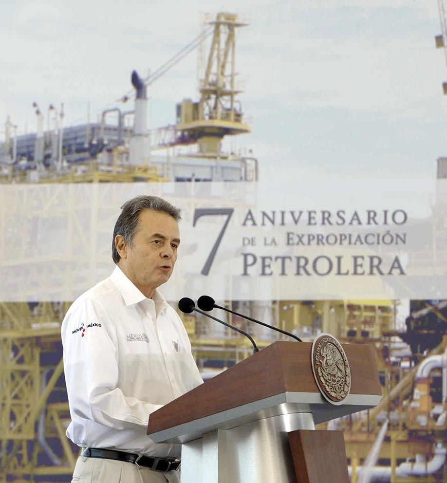 "Photo of ""La Reforma Energética llegó a tiempo"": Pedro Joaquín Coldwell"