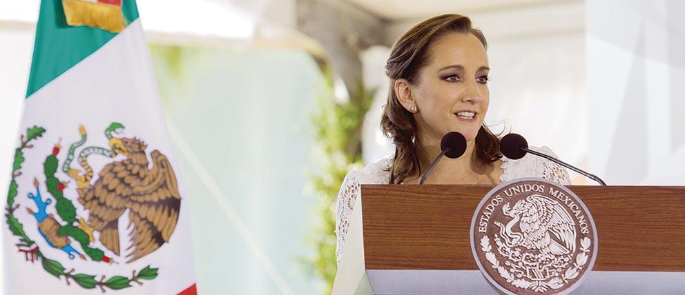 """Photo of """"Con 29.1 millones de visitantes internacionales y más de 16 mil millones de dólares de derrama económica; somos una potencia mundial turística"""": Claudia Ruiz Massieu"""