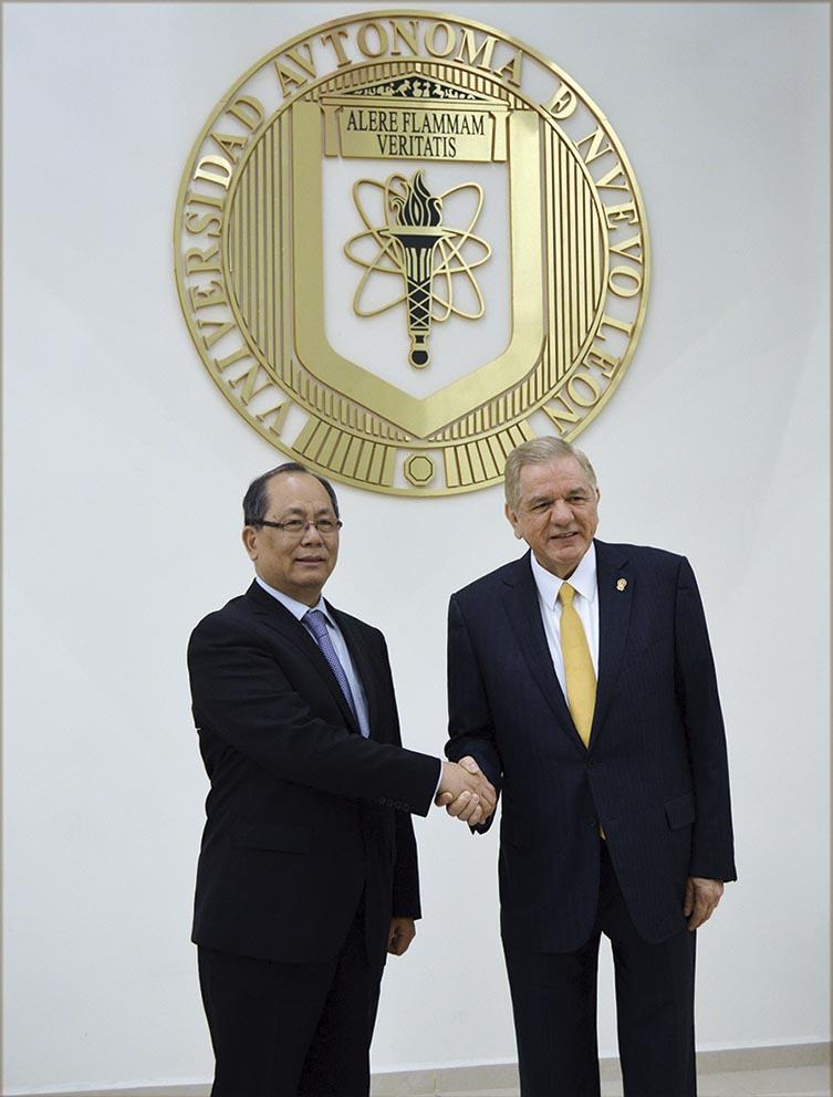 Photo of Fortalece la UANL lazos con China
