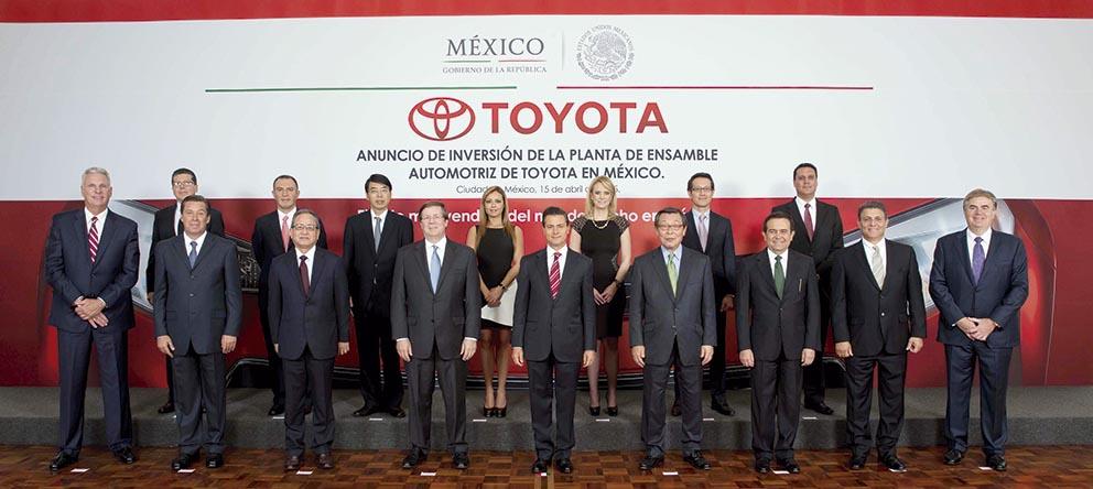 Photo of Las inversiones en México reafirman la confianza que hay en nuestro país: Enrique Peña Nieto