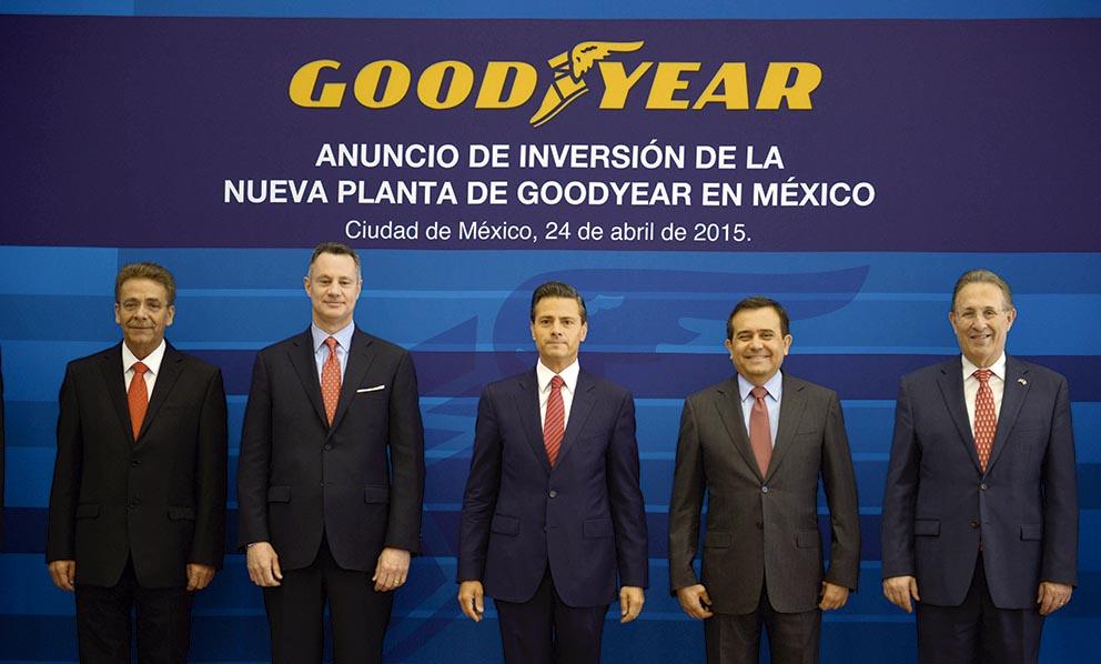 "Photo of ""Las grandes empresas globales observan a México como un destino confiable donde invertir"": Enrique Peña Nieto"