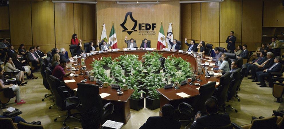 Photo of Acata IEDF resolución del  TRIFE, otorga registro a candidata del  PAN en Miguel Hidalgo