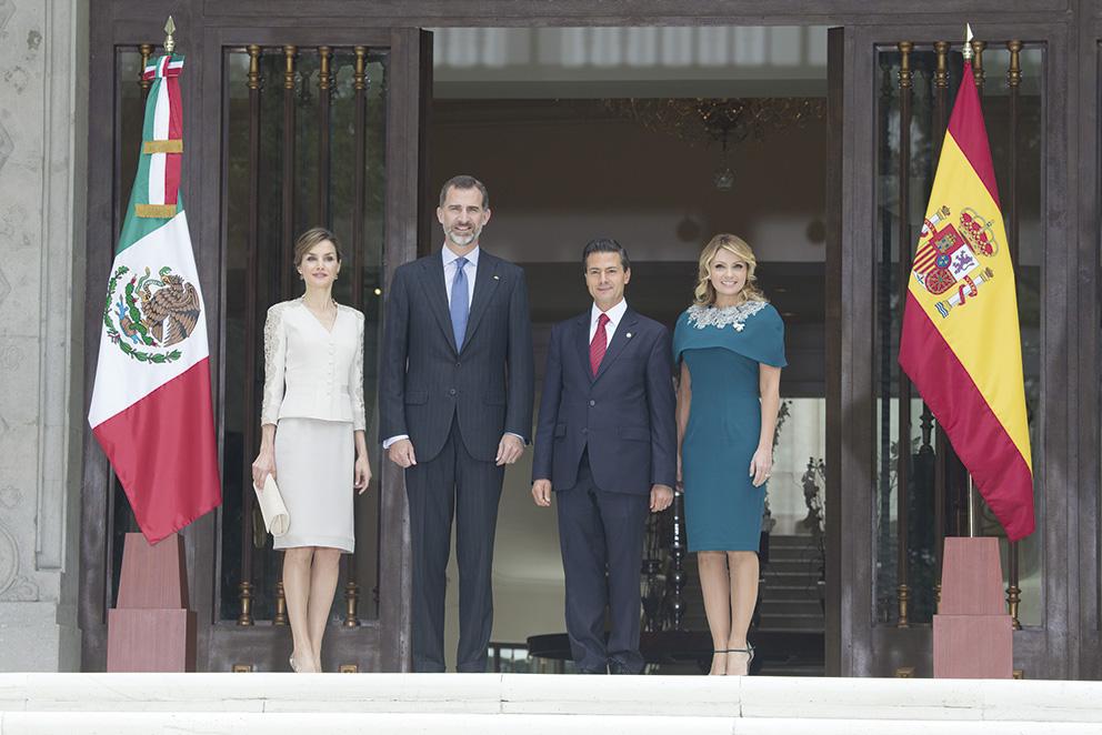"""Photo of """"Todos los españoles siempre se han sentido en México como en su propia patria, la Reina y yo también"""": Felipe VI"""