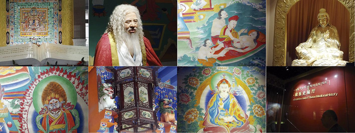 Photo of El Museo de Medicina Tibetana, de Xining, capital de la meseta Qinghai-Tibet, único en el mundo