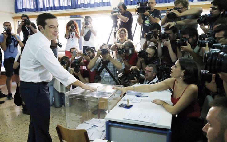 "Photo of Después del rotundo ""NO"", Grecia entra a la etapa de los compromisos"