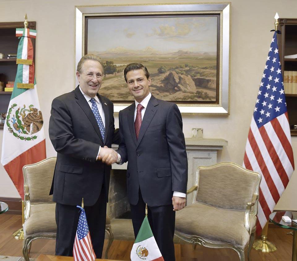 Photo of México y Estados Unidos, en su mejor momento de colaboración y amistad; logran el punto más alto de comercio
