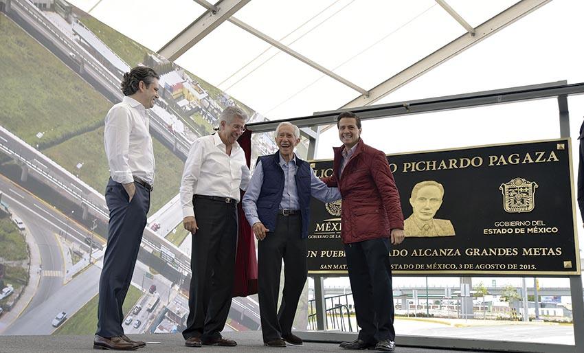 """Photo of """"México asume decisiones responsables para seguir avanzando en la ruta del crecimiento económico"""": Enrique Peña Nieto"""