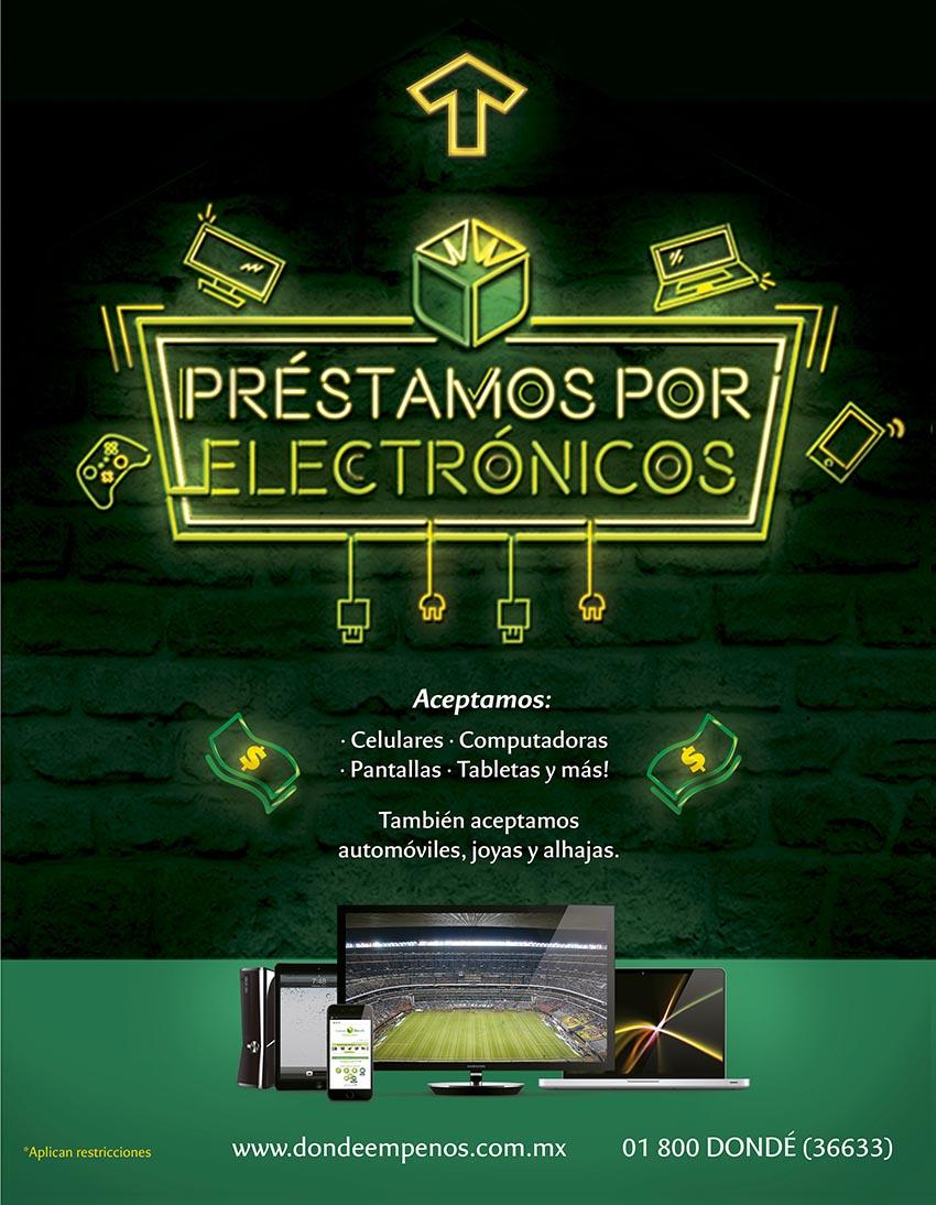 Photo of Préstamos por electrónicos