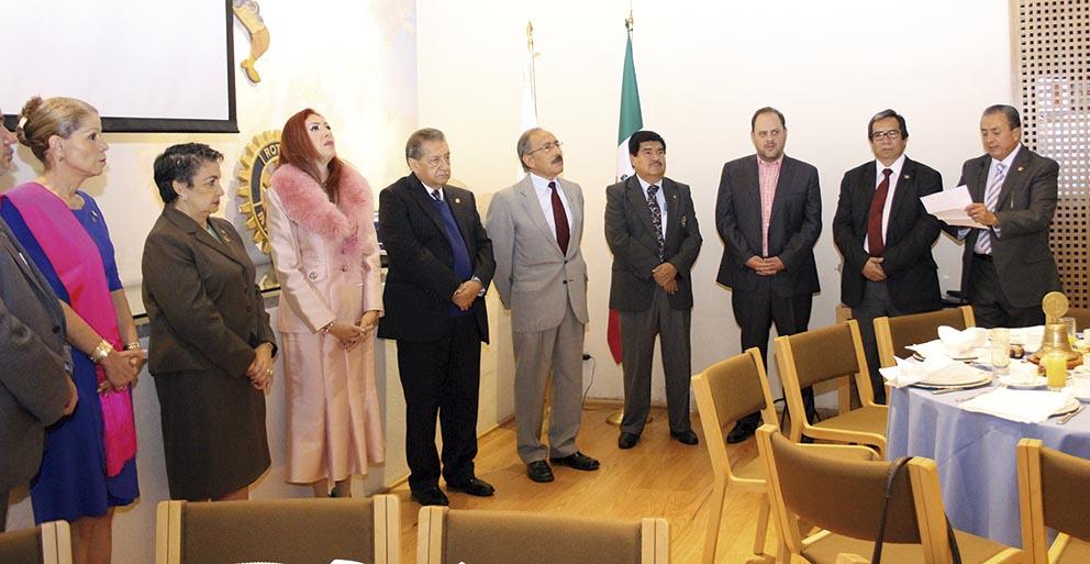 Photo of Yoloxóchitl Bustamante se incorpora a los Rotarios de México, Plateros-Centro Histórico