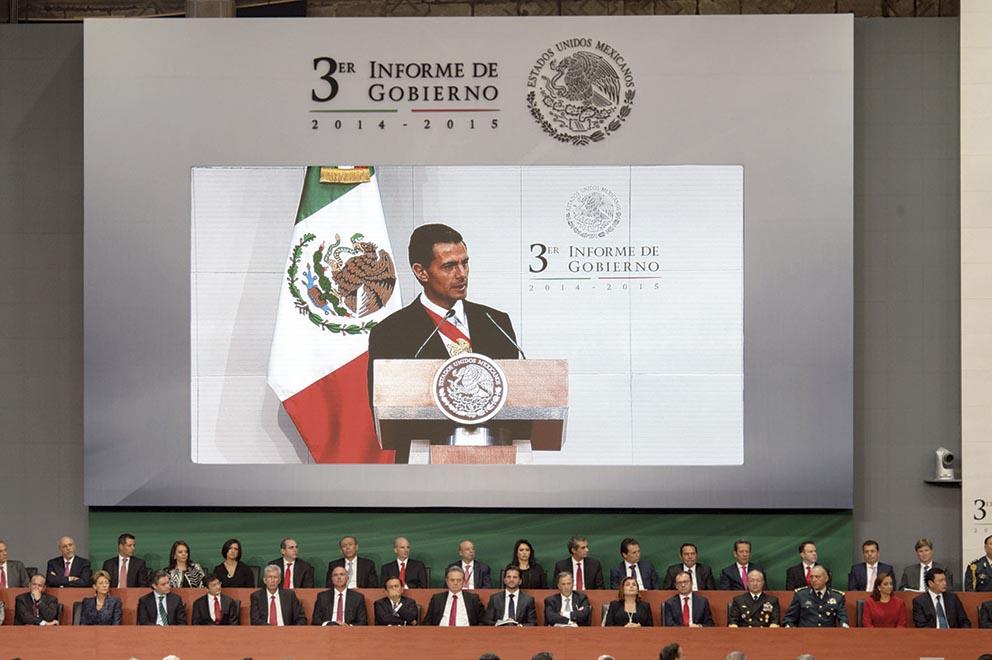 Photo of Tercer Informe de Gobierno