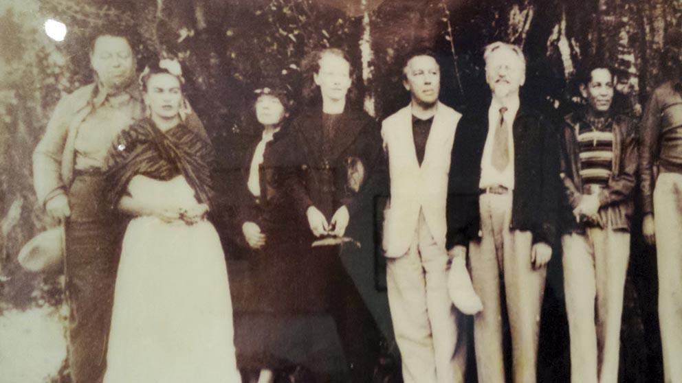 Photo of A 75 años del proditorio asesinato de León Trotsky, Conferencia Magistral de Eduardo Luis Feher