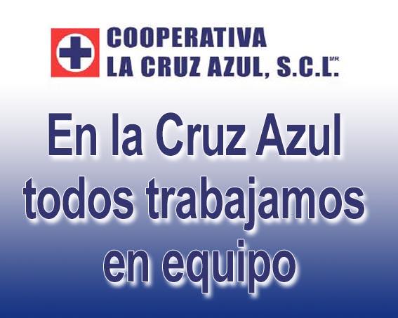 Photo of En la Cruz Azul todos trabajamos en equipo