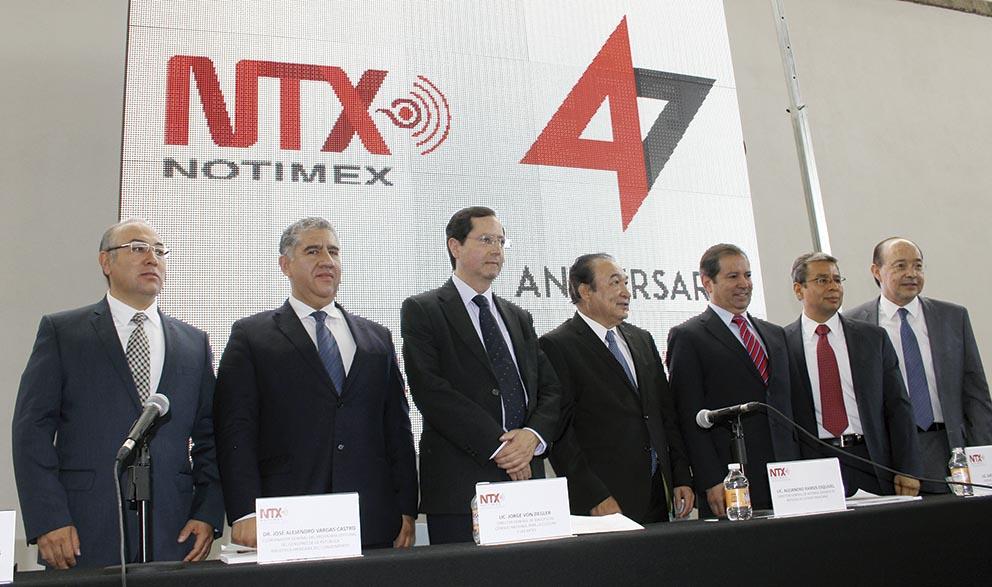 Photo of Alejandro Ramos lleva a NOTIMEX a su punto más altos