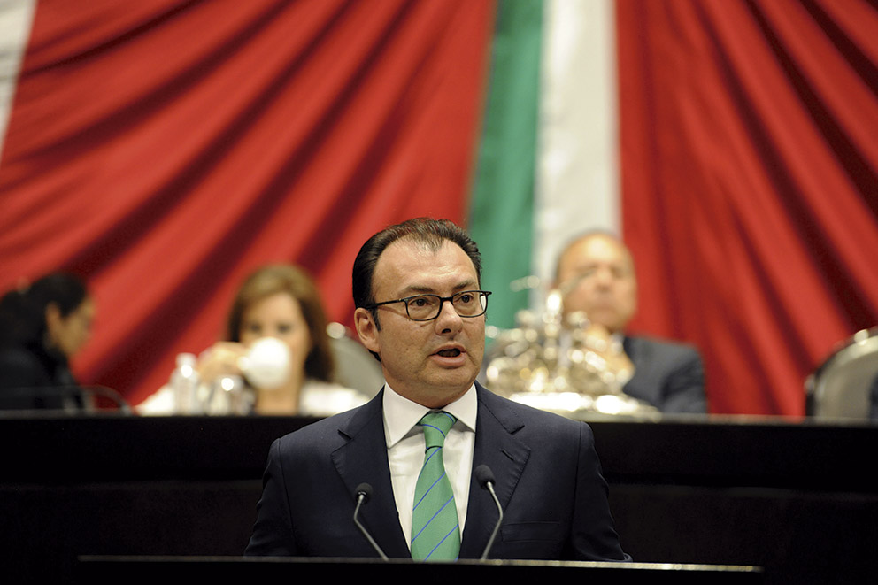 Photo of El Gabinete Presidencial ante el Congreso