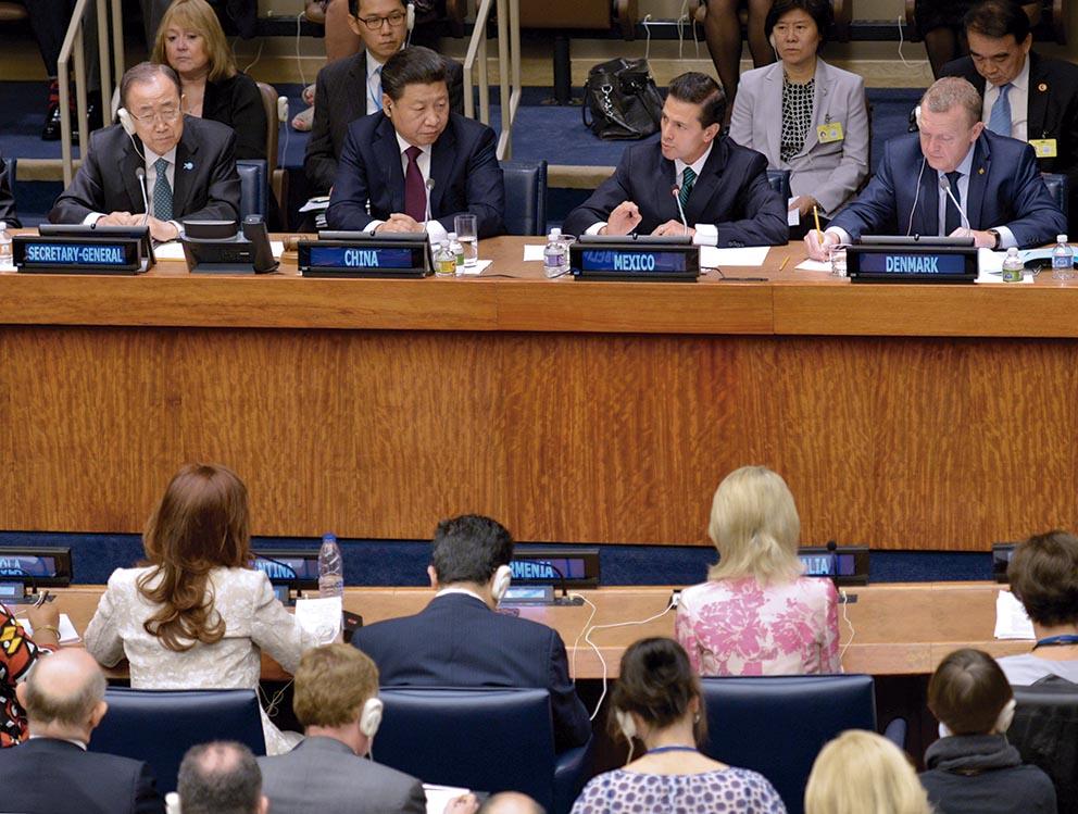 Photo of Peña Nieto impulsa en la ONU la Agenda 2030 para el Desarrollo Sostenible