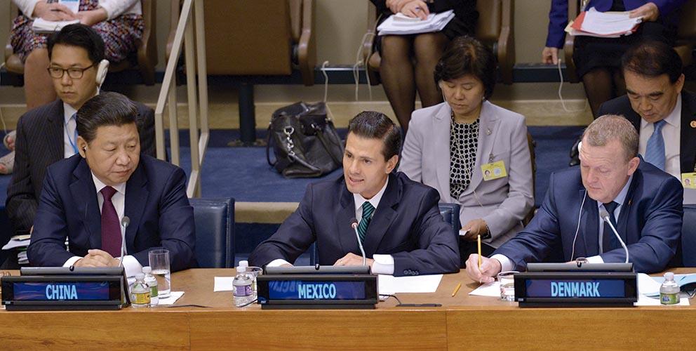 """Photo of """"La participación de las mujeres es cada día más importante para el desarrollo global"""": Enrique Peña Nieto"""