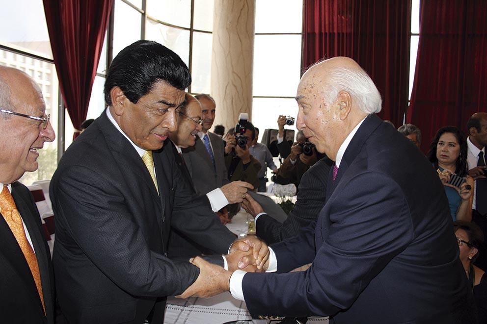 """Photo of """"El Presidente Enrique Peña Nieto garantiza plena libertad de expresión en el país"""": José Arnulfo Domínguez Cordero"""