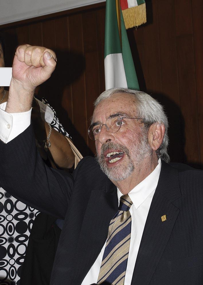 Photo of La UNAM seguirá siendo autónoma, pública, laica, incluyente y tolerante: Enrique Luis Graue Wiechers