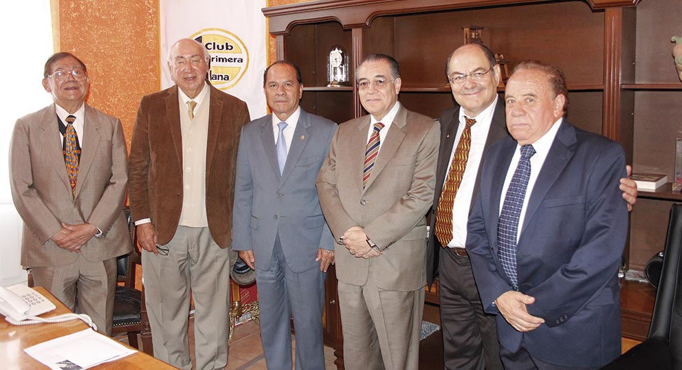 """Photo of El Fiscal Especial Ricardo Nájera y el """"Club Primera Plana"""" trabajarán juntos en defensa de los periodistas"""