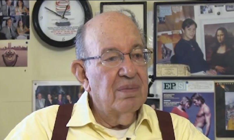 Photo of Don Joaquín Menéndez Rangel recibió el Reconocimiento del Club Primera Plana por 70 años de Trayectoria Periodística