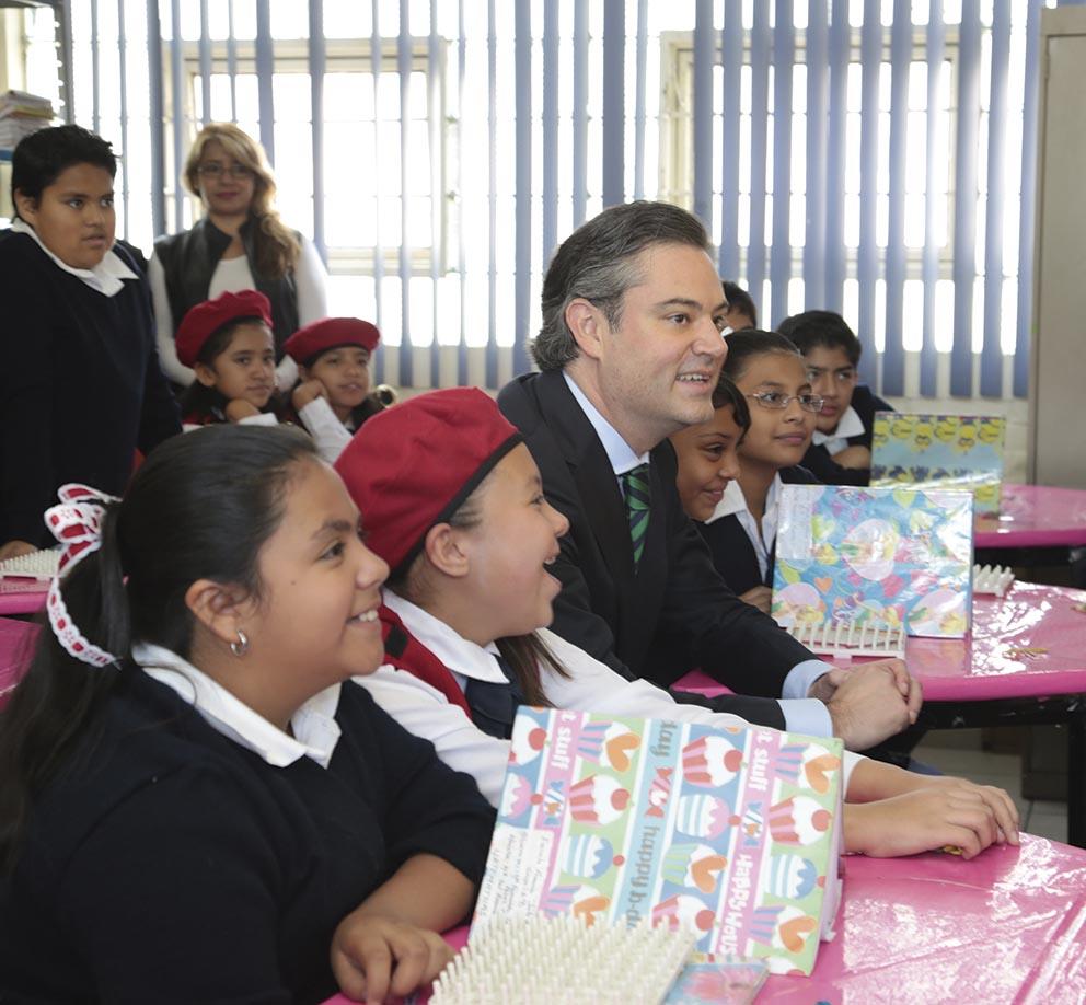 Photo of Consolidación de la Reforma Educativa