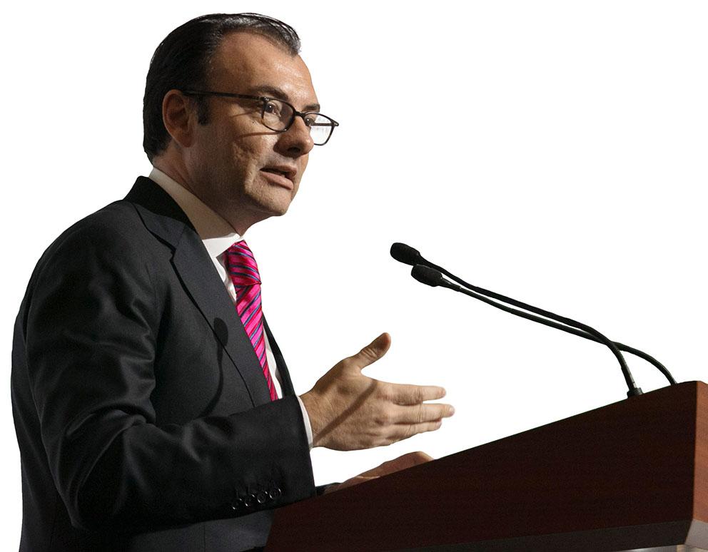 Photo of México resiste a la caída del precio del petróleo, la volatilidad internacional y el crecimiento más lento del mundo