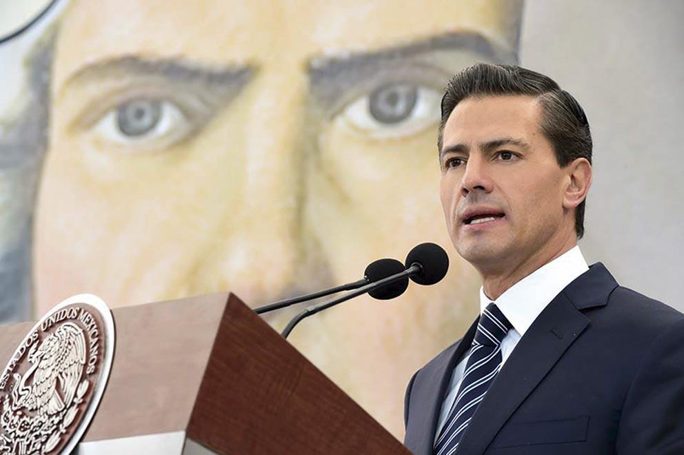 Photo of México es una democracia donde diariamente construimos ciudadanía con mujeres y hombres que ejercen sus libertades y derechos: Enrique Peña Nieto