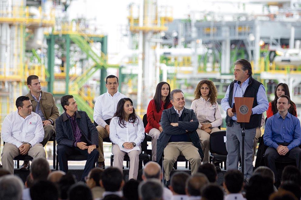 Photo of El Proyecto de Cogeneración Cactus, en Chiapas, representa una inversión de 900 millones de dólares