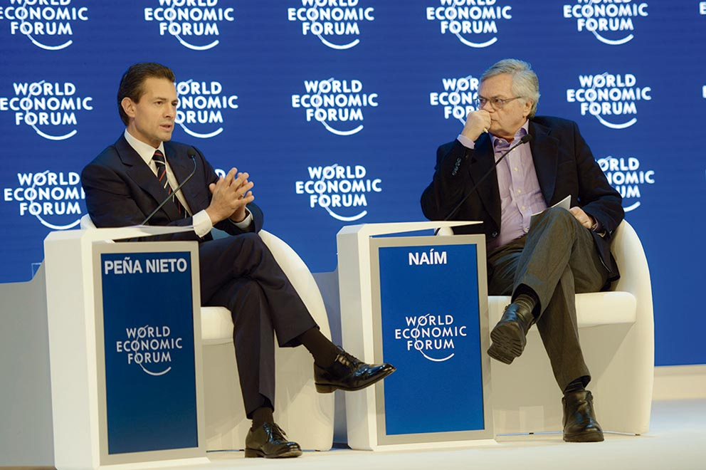 Photo of En Davos, el Presidente Enrique Peña Nieto presentó un panorama optimista para América Latina