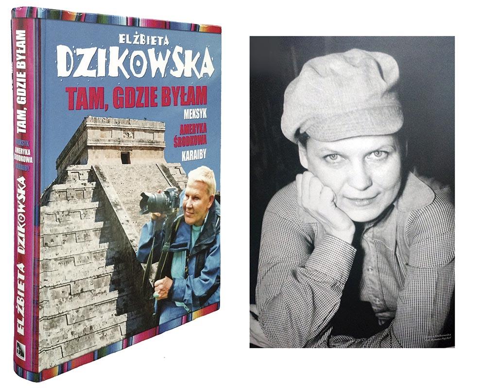 Photo of Elzbieta Dzikowska Descubre el alma de México