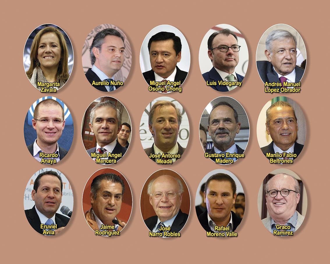 Photo of Comienza la carrera presidencial al 2018