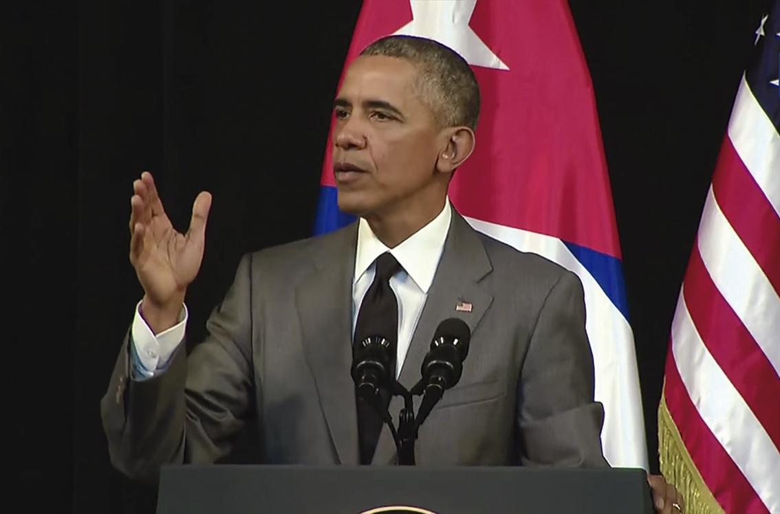 """Photo of """"He venido para enterrar el último resquicio de la Guerra Fría"""": Obama en Cuba"""