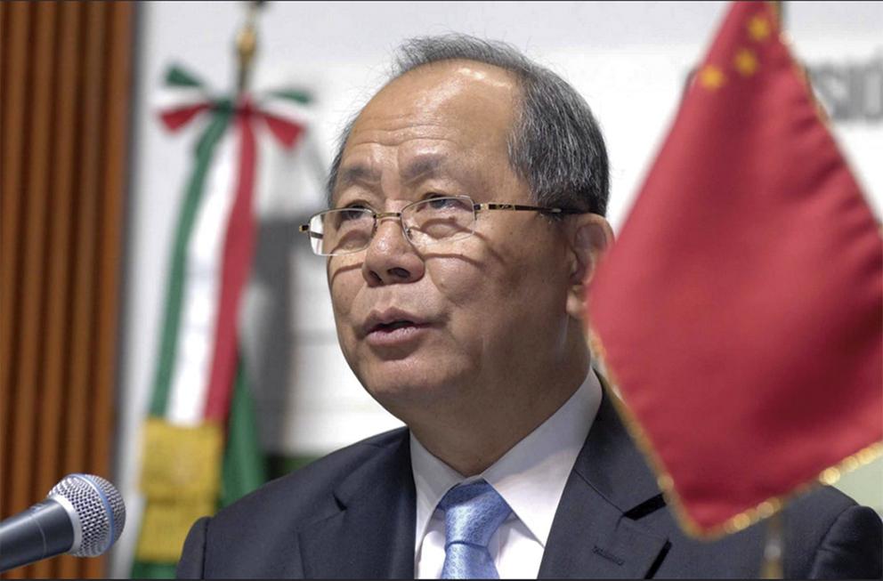 Photo of Desarrollo de China traerá mayores oportunidades para México: embajador Qiu Xiaoqi