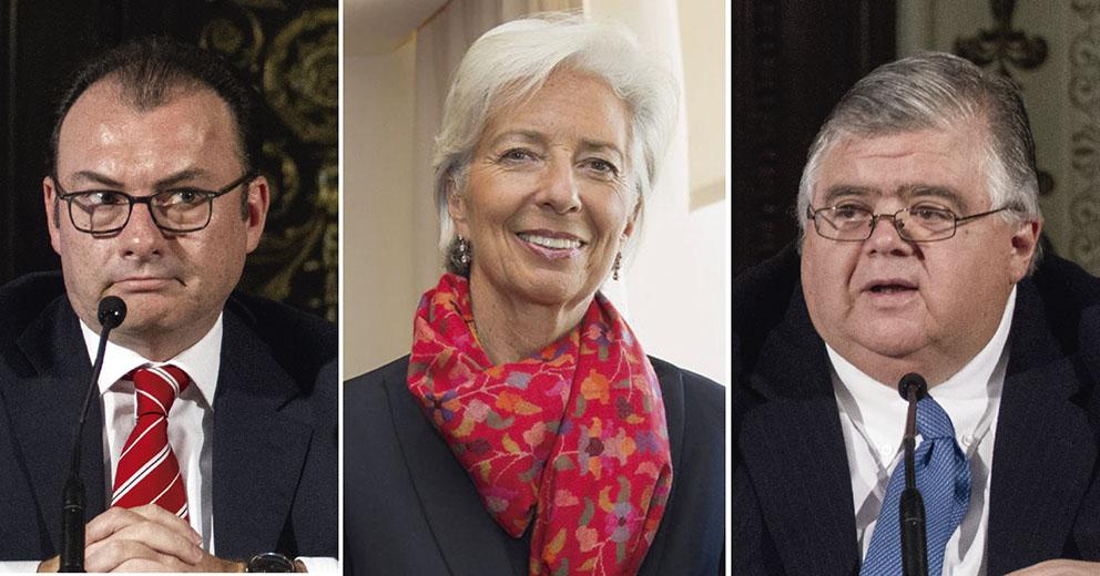 Photo of Buen manejo de las Finanzas Públicas y la Deuda Pública; se entienden bien Videgaray y Carstens