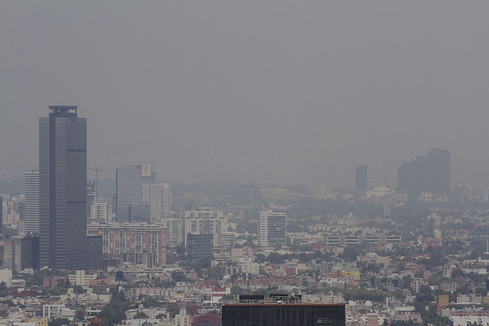 Photo of Incidencia en los niveles de contaminación en la CDMX