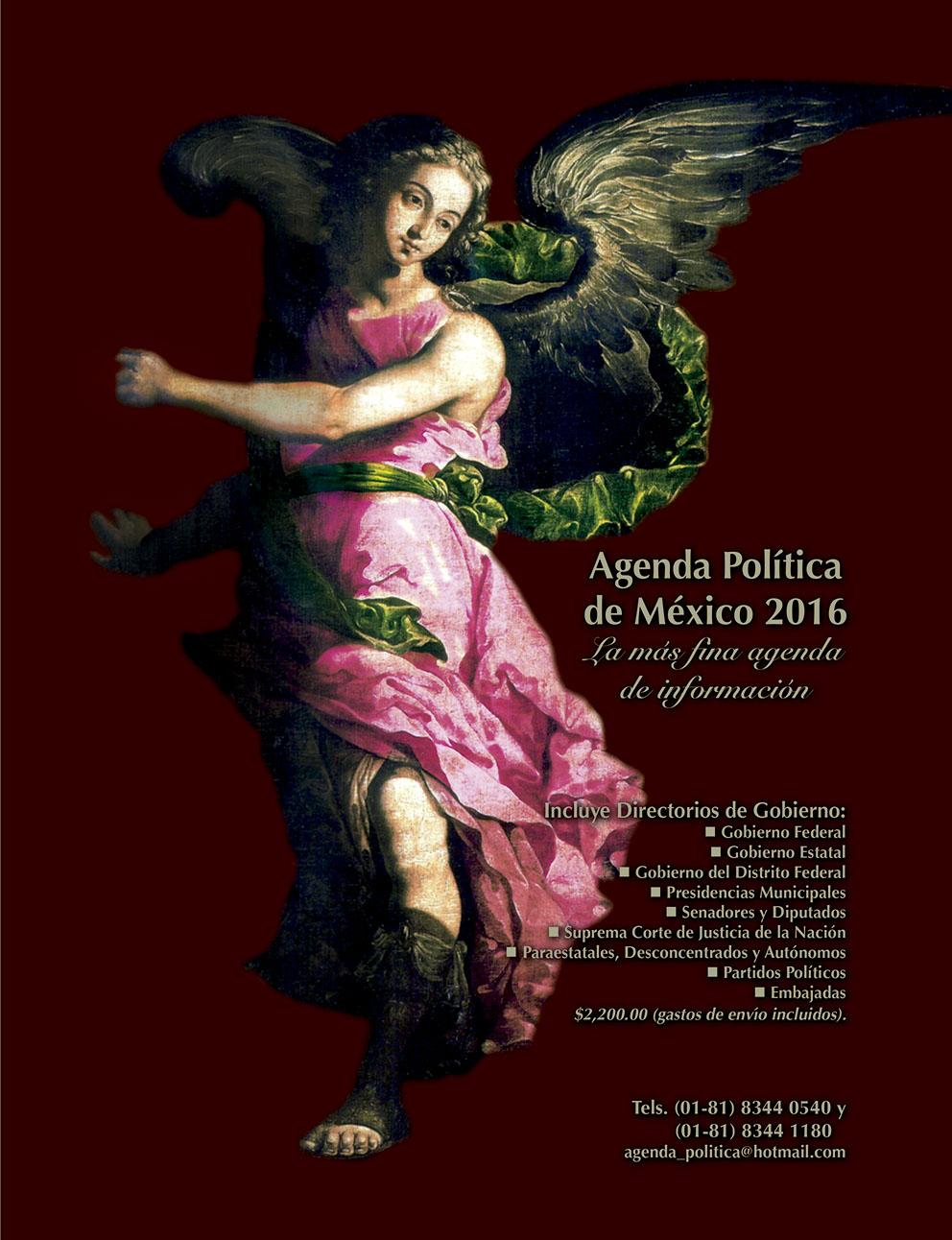 Photo of Agenda Política de México 2016