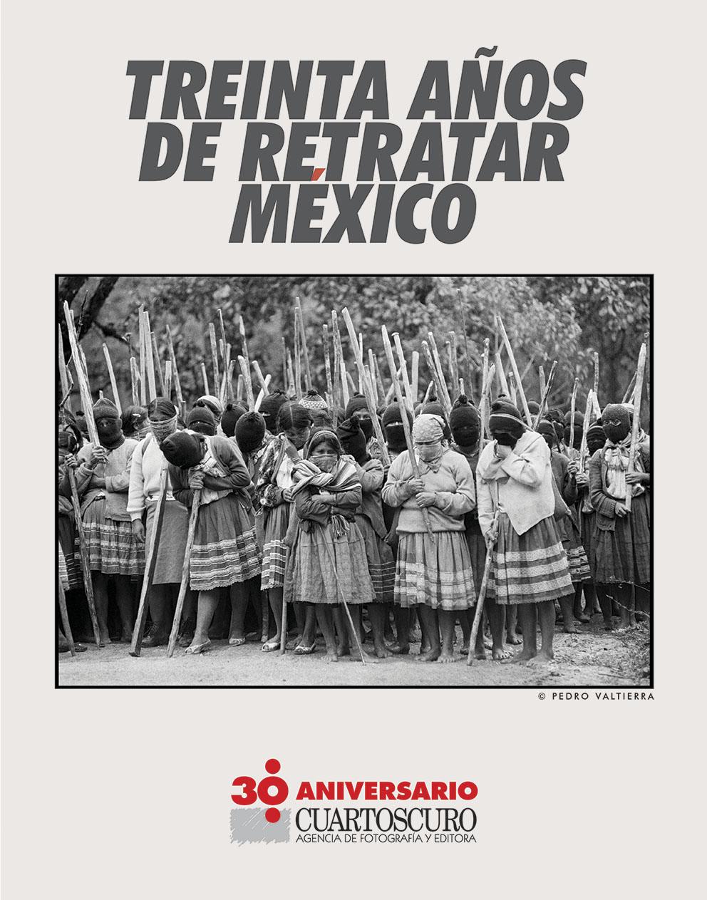 Photo of Treinta años de retratar México