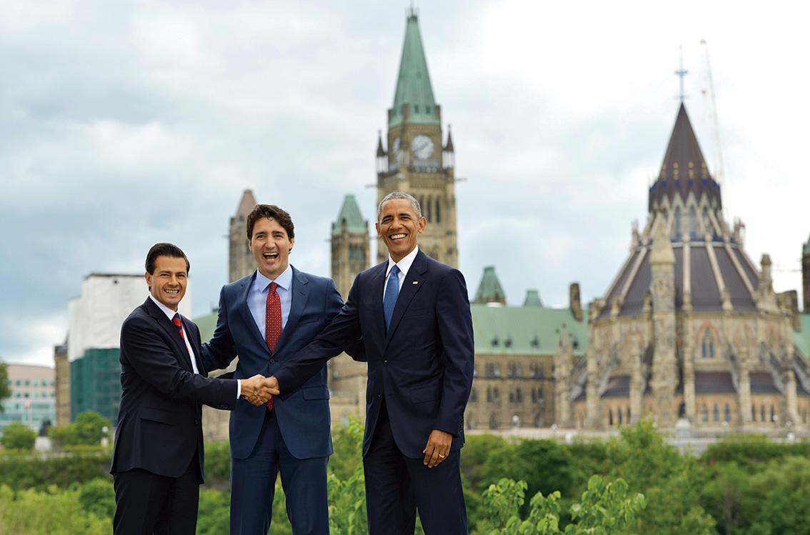 Photo of México – Estados Unidos – Canadá: La Región más Productiva del Mundo