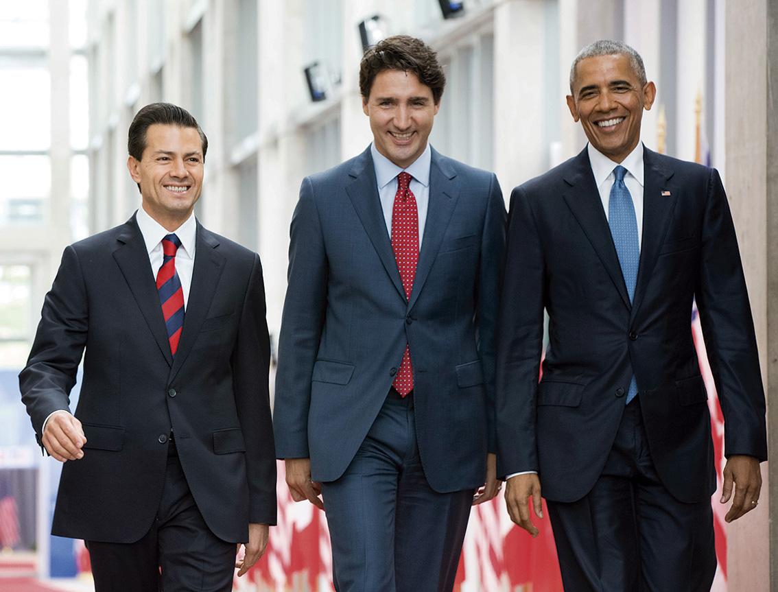 Photo of Frente a los retos globales, el aislacionismo no es la solución: Enrique Peña Nieto