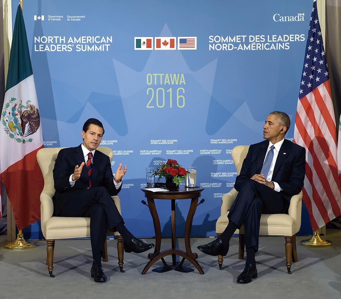 """Photo of """"Vemos que hoy el mundo nos está dando lecciones de que la alianza estratégica entre países favorece al desarrollo de nuestras sociedades"""": Presidente Peña Nieto"""