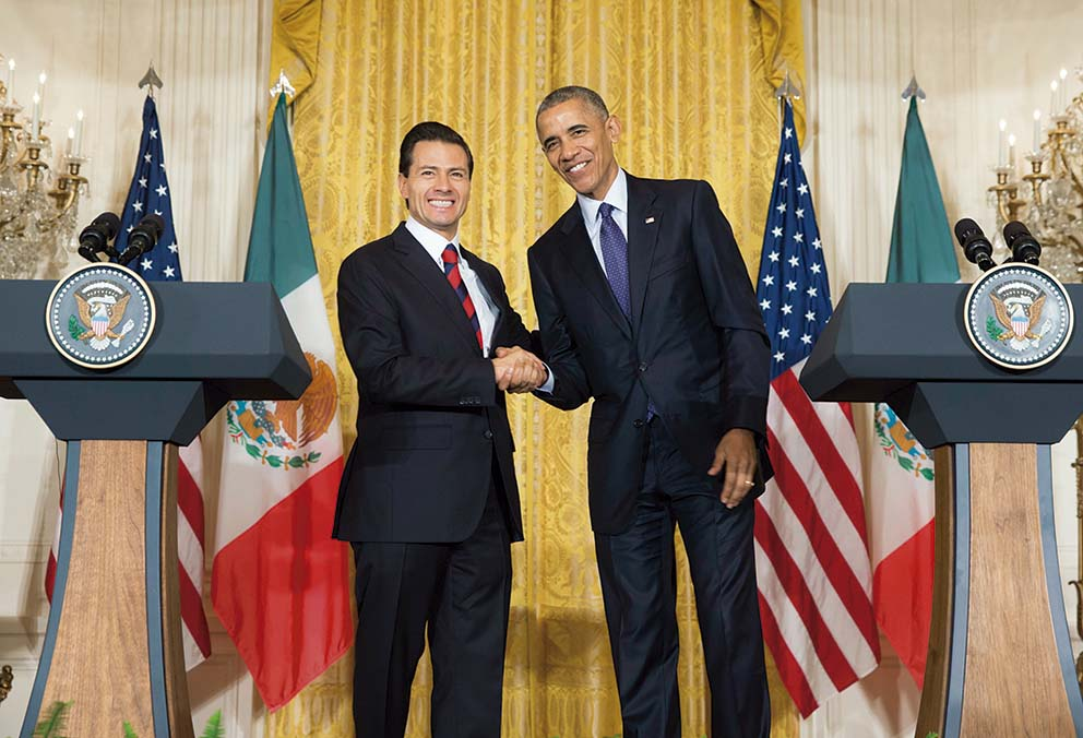 """Photo of """"La próxima Presidenta o Presidente encontrará en México a un aliado estratégico para enfrentar los desafíos económicos y de seguridad que compartimos"""": Enrique Peña Nieto"""