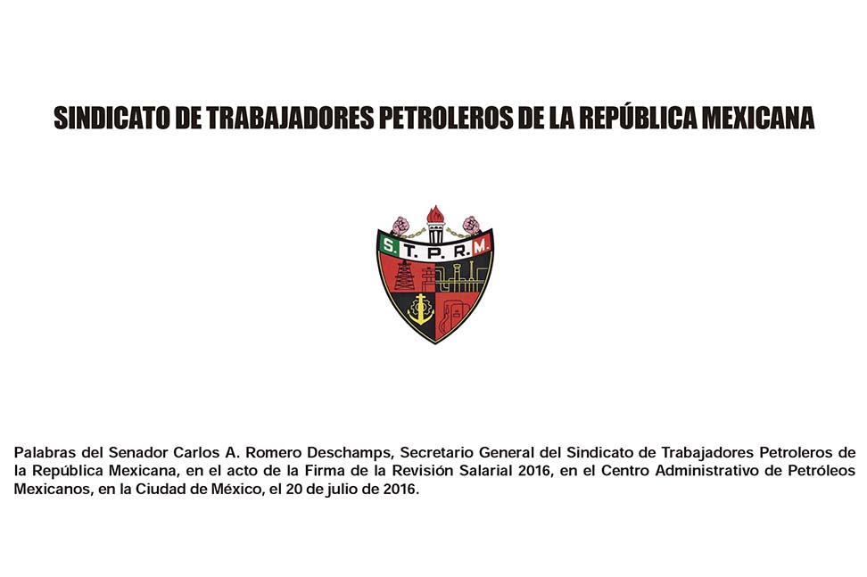 Photo of Sindicato de Trabajadores Petroleros de la República Mexicana