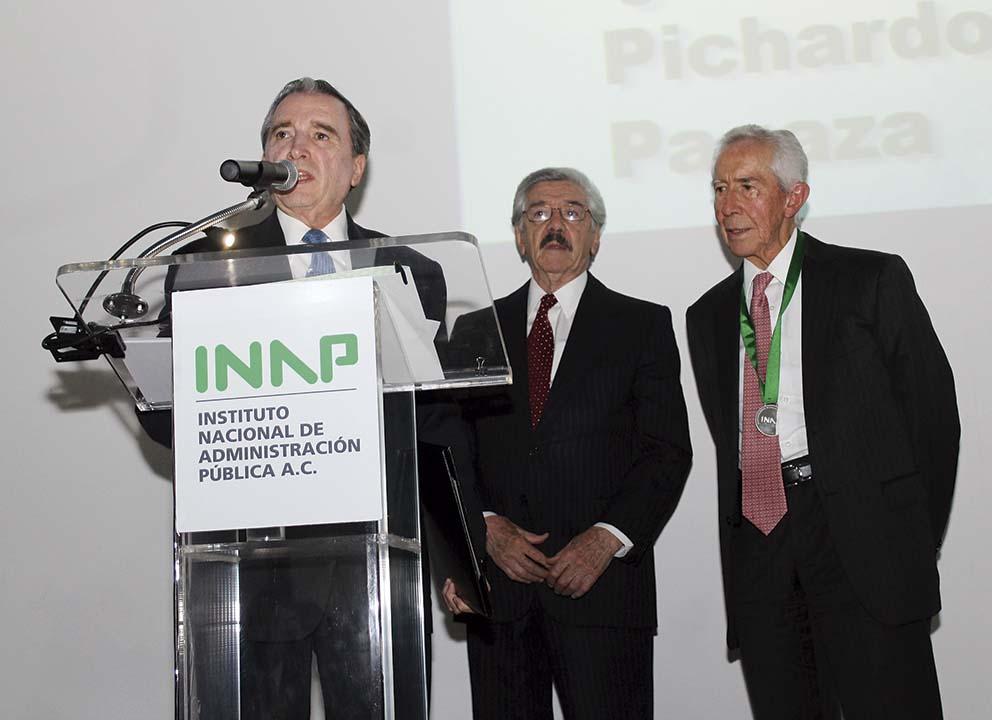 """Photo of """"Colocar al ciudadano en el centro de toda tarea administrativa y política"""": Ignacio Pichardo Pagaza"""