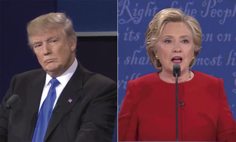Photo of El triunfo de Hillary en el 1er Debate atenúa las presiones sobre México